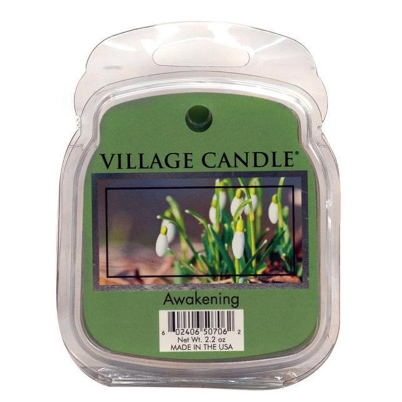 Village Candle Vonný vosk Awakening 62g - Jarní probuzení