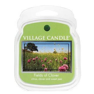 Village Candle Vonný vosk Fields of Clover 62g - Zelená louka