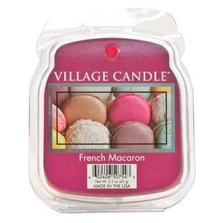Village Candle Vonný vosk French Macaron 62g - Francouzské makronky