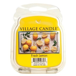 Village Candle Vonný vosk Fresh Lemon 62g