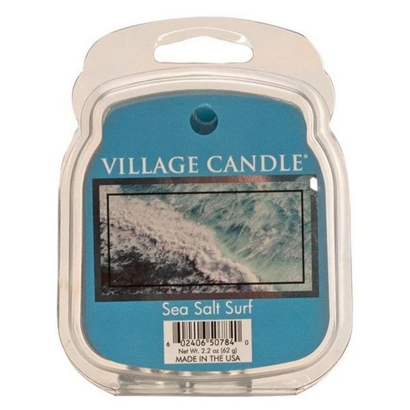 Village Candle Vonný vosk Sea Salt Surf 62g - Mořský příboj