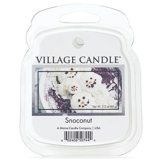 Village Candle Vonný vosk Snoconut 62g - Kokosový sníh