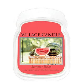 Village Candle Vonný vosk Summer Slices 62g - Letní pohoda