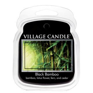 Village Candle Vonný vosk Black Bamboo 62g - Bambus