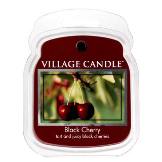 Village Candle Vonný vosk Black Cherry 62g - Černá třešeň