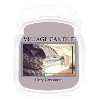 Village Candle Vonný vosk Cozy Cashmere 62g - Kašmírové pohlazení