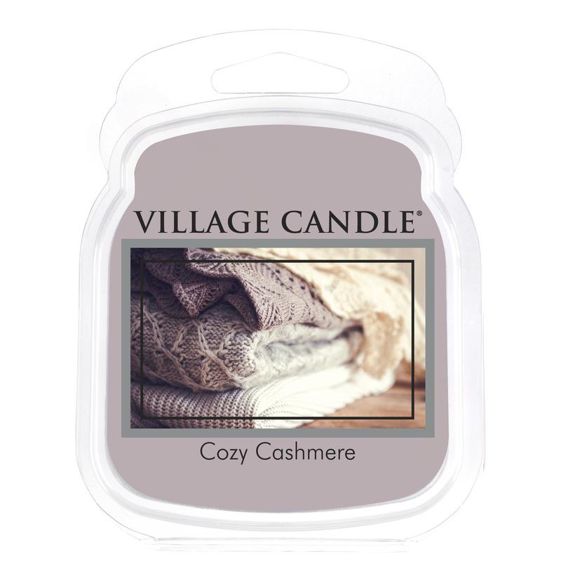 a34db42b19 Village Candle Vonný vosk Cozy Cashmere 62g - Kašmírové pohlazení