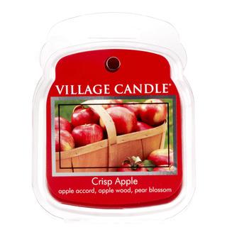 Village Candle Vonný vosk Crisp Apple 62g - Svěží jablko