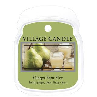 Village Candle Vonný vosk Ginger Pear Fizz 62g - Hruškový fizz se zázvorem