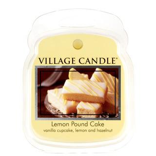 Village Candle Vonný vosk Lemon Pound Cake 62g - Citronový koláč