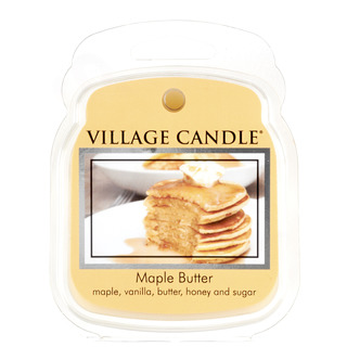 Village Candle Vonný vosk Maple Butter 62g - Javorový sirup