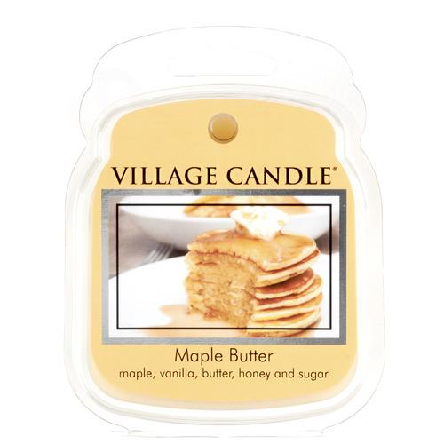Village Candle vonný vosk Maple Butter 62g - Javorový sirup