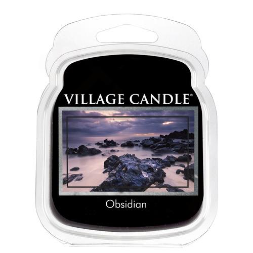 Village Candle vonný vosk Obsidian 62g - Obsidián