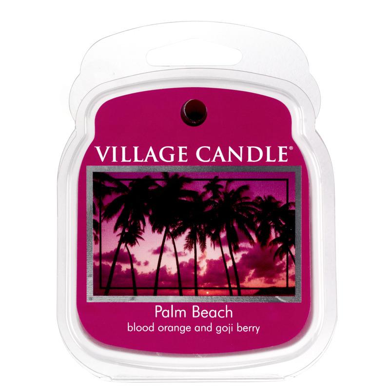 Village Candle Vonný vosk Palm Beach 62g - Palmová pláž