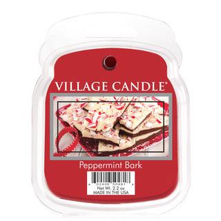 Village Candle Vonný vosk Peppermint Bark 62g - Mátové potěšení