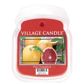 Village Candle Vonný vosk Pink Grapefruit 62g - Růžový grapefruit