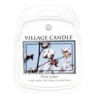 Village Candle Vonný vosk Pure Linen 62g - Čisté prádlo