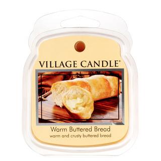Village Candle Vonný vosk Warm Buttered Bread 62g - Teplé máslové houstičky