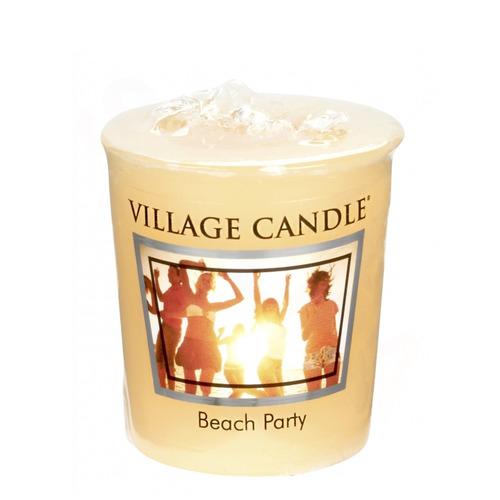 Village Candle Beach Party 57g - votivní svíčka Plážová párty