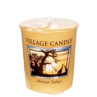 Village Candle Votivní svíčka African Safari 57g - Africké safari