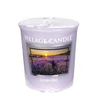 Village Candle Votivní svíčka Lavender 57g - Levandule
