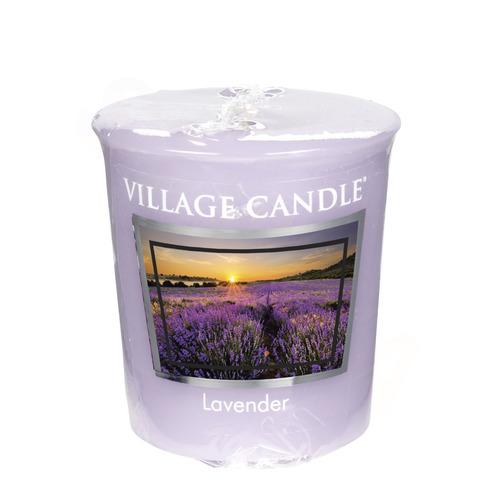Village Candle Lavender 57g - votivní svíčka Levandule