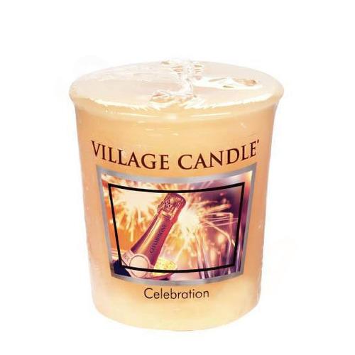 Village Candle Celebration 57g - votivní svíčka Oslava