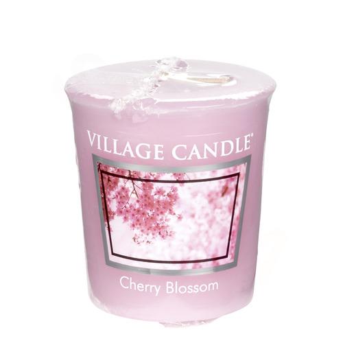 Village Candle Cherry Blossom 57g - votivní svíčka Třešňový květ