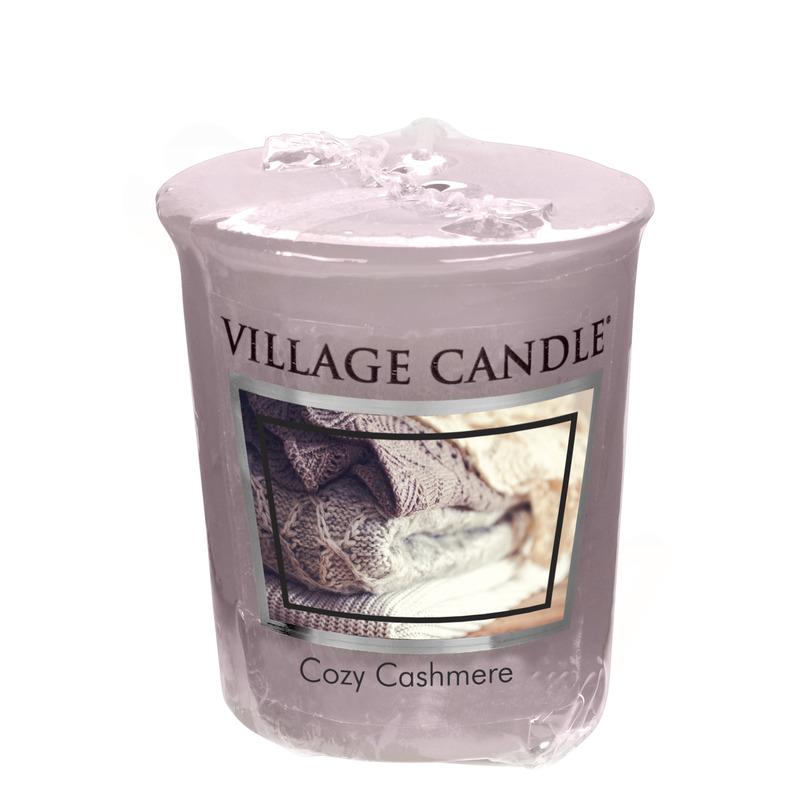 b9b808f1d8 Village Candle Votivní svíčka Cozy Cashmere 57g - Kašmírové pohlazení