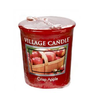 Village Candle Votivní svíčka Crisp Apple 57g - Svěží jablko
