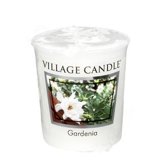 Village Candle Votivní svíčka Gardenia 57g - Gardénie