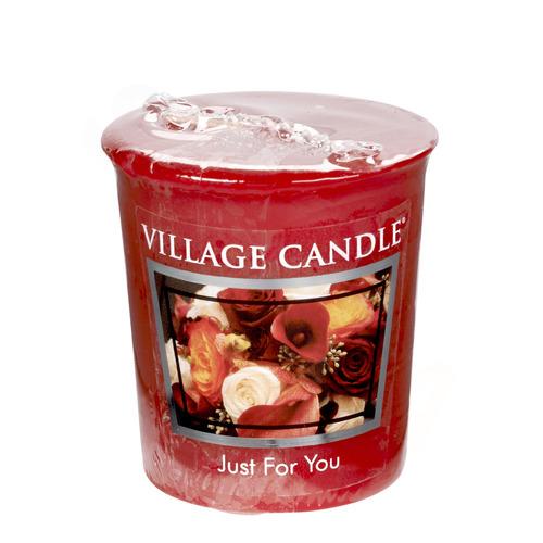 Village Candle Just For You 57g - votivní svíčka Jen pro tebe