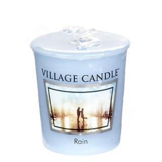 Village Candle Votivní svíčka Rain 57g - Déšť