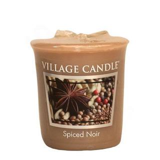Village Candle Votivní svíčka Spiced Noir 57g - Koření života