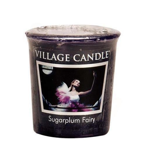 Village Candle Sugarplum Fairy 57g - votivní svíčka Půlnoční víla
