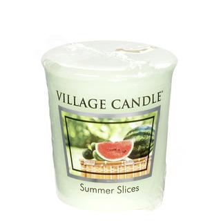 Village Candle Votivní svíčka Summer Slices 57g - Letní pohoda