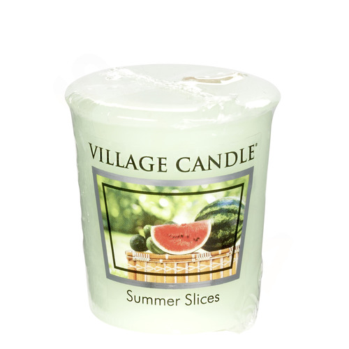 Village Candle Summer Slices 57g - votivní svíčka Letní pohoda