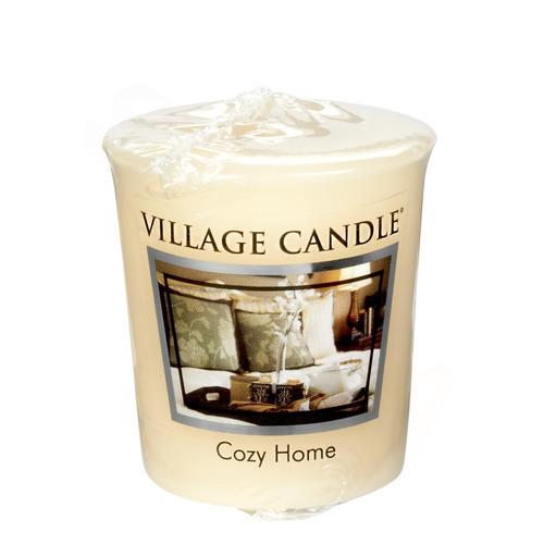 Village Candle Cozy Home 57g - votivní svíčka Útulný domov