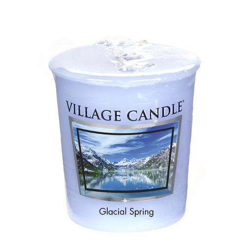 Village Candle Ledovcový vánek 57g - votivní svíčka Glacial Spring