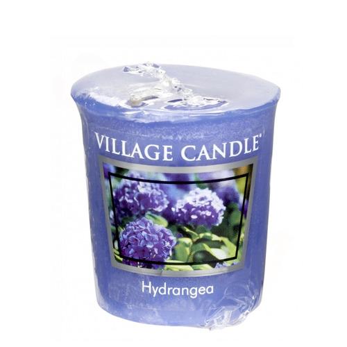 Village Candle Hydrangea 57g - votivní svíčka Hortenzie