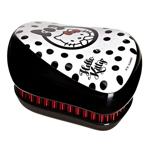 Tangle Teezer CS-HK-010916 Kompaktní kartáč Hello Kity Black