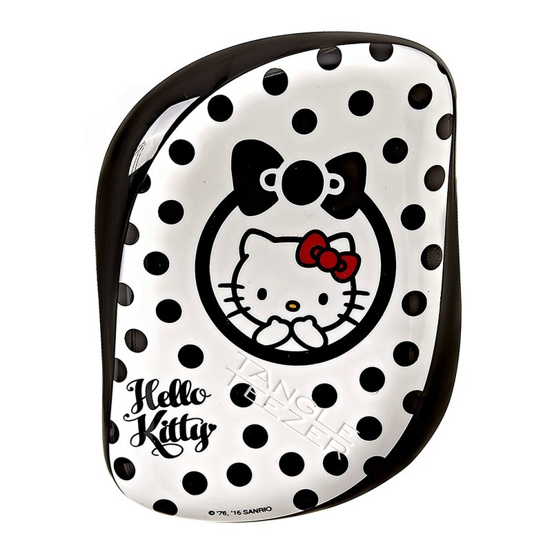 Tangle Teezer CS-HK-010916 Kompaktní kartáč Hello Kity Black