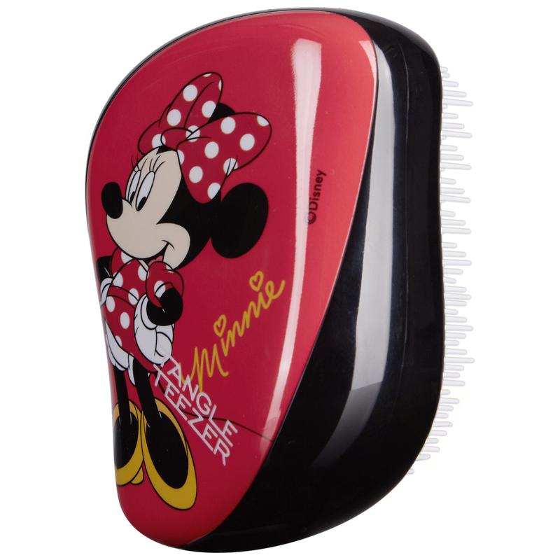 Tangle Teezer Minnie Mouse Rosie Red Kompaktní kartáč