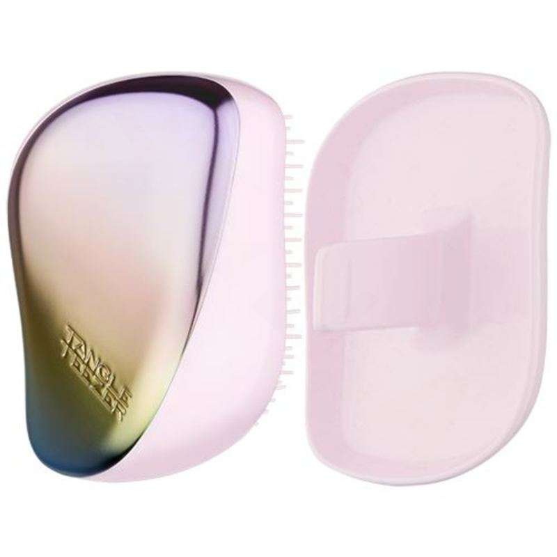 Tangle Teezer Pearlescent Matte Chrome Kompaktní kartáč
