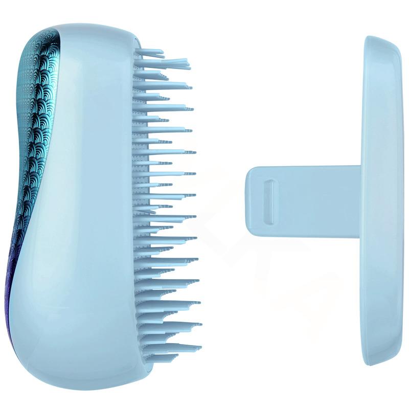 Tangle Teezer Sundowner Mermaid Blue kompaktní kartáč