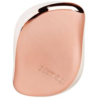 Tangle Teezer Compact Styler Rosa Gold Cream Růžovo-zlatý kompaktní kartáč