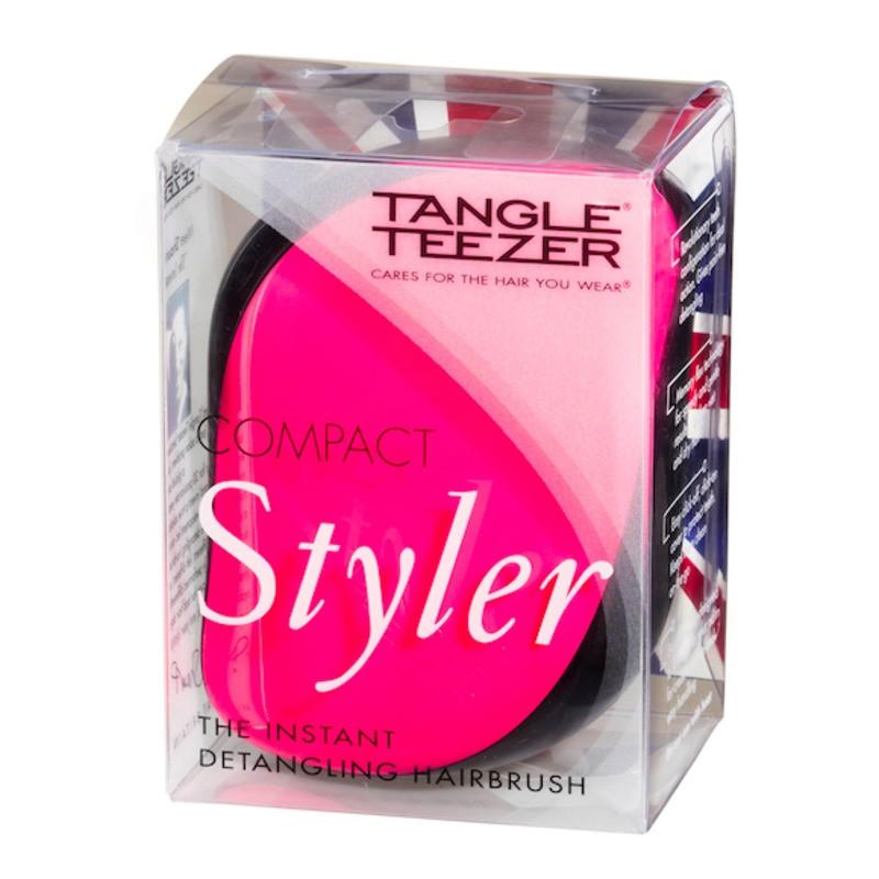 Tangle Teezer CS-BP-010210 Růžový kompaktní kartáč