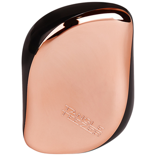 Tangle Teezer Compact Styler Rose Gold black kompaktní kartáč