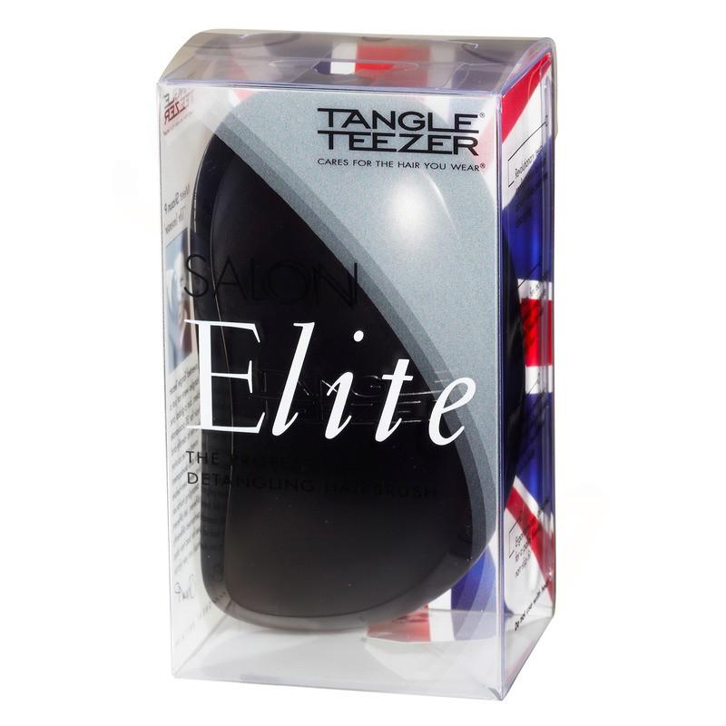 Tangle Teezer SE-PB-010112 Černý kartáč ELITE