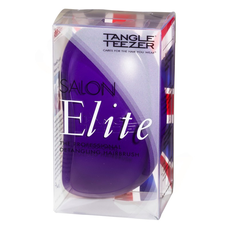 Tangle Teezer SE-PC-010313 Fialový kartáč ELITE